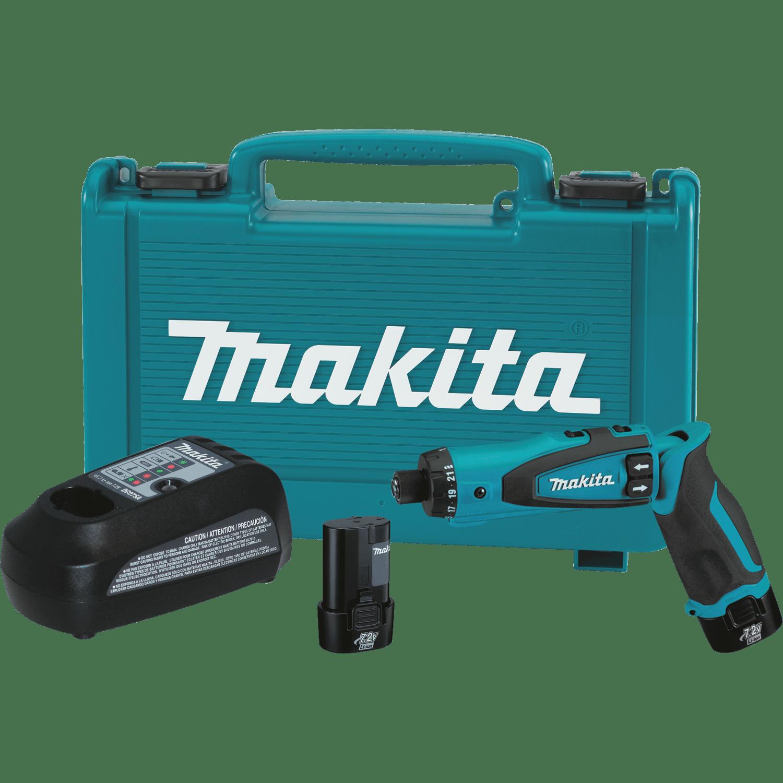 MAKITA Palični akumulatorski vrtalnik-vijačnik DF012DSE