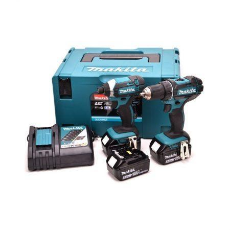 Makita DLX2127TJ1 set