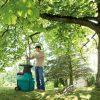 Drobilnik za rastlinske odpadke AXT 25 D