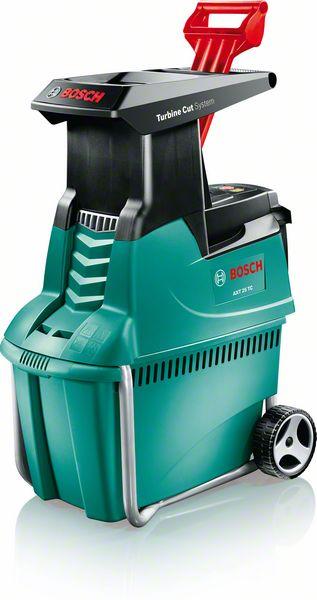 Drobilnik za rastlinske odpadke AXT 25 TC