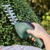 Komplet akumulatorskih škarij za grmičevje in travo EasyShear