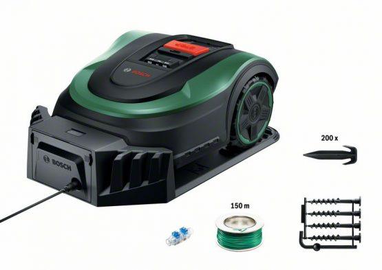 Robotska kosilnica Indego M+ 700