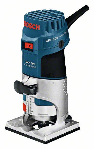 Robni rezkalnik GKF 600