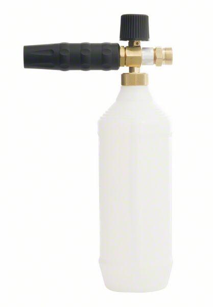 Pribor Jeklena pršilna šoba z 1-litrsko zalogo pene