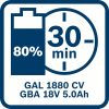 Akumulatorska baterija GBA 18V 5.0Ah
