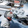 Akumulatorski kotni brusilnik GWS 18V-10 PSC