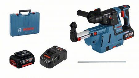 Akumulatorsko vrtalno kladivo s sistemom SDS plus GBH 18V-26