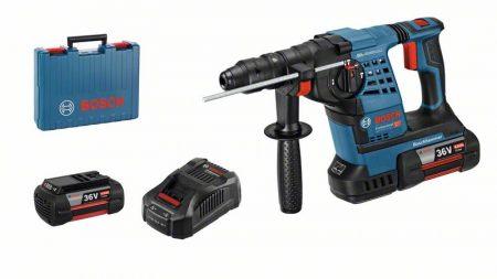 Akumulatorsko vrtalno kladivo s sistemom SDS plus GBH 36 V-LI Plus