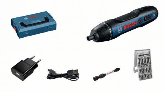 Akumulatorski vijačnik Bosch GO