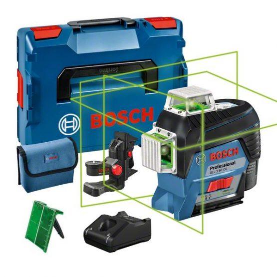 Linijski laser GLL 3-80 CG
