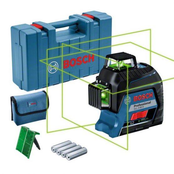 Linijski laser GLL 3-80 G