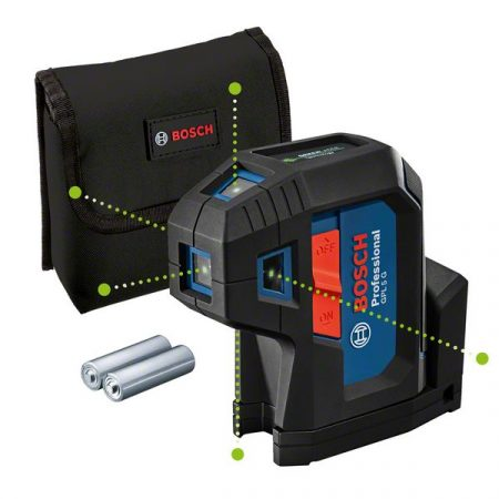 Točkovni laser GPL 5 G
