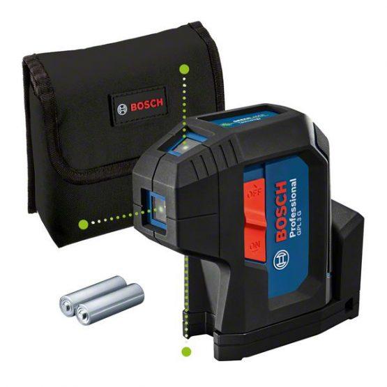 Točkovni laser GPL 3 G