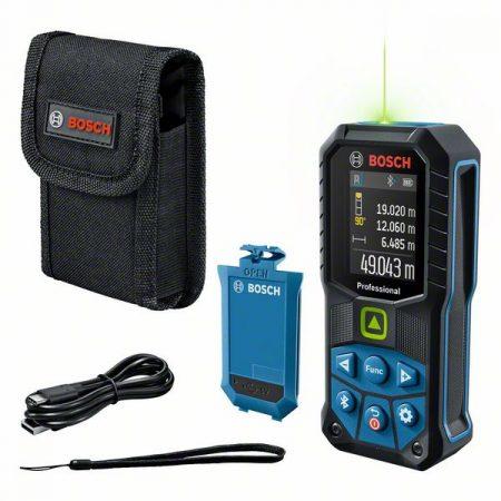 Laserski merilnik razdalj GLM 50-27 CG