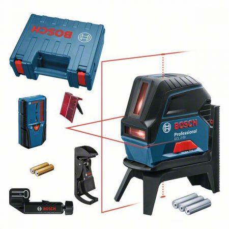 Kombinirani laser GCL 2-50