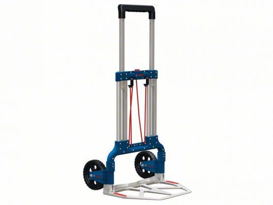 Zložljiv voziček Aluminijast transportni voziček