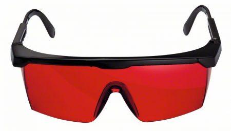 Očala za opazovanje laserskega žarka Očala za opazovanje laserskega žarka (rdeče