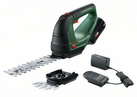 Komplet akumulatorskih škarij za grmičevje in travo AdvancedShear 18V-10