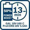 Akumulatorska baterija ProCORE18V 5.5Ah