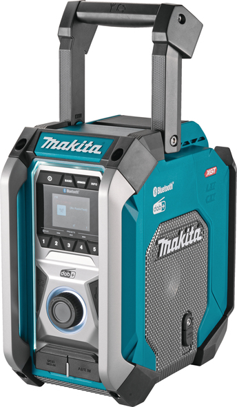 Makita radio z DAB+ in bluetooth MR007GZ